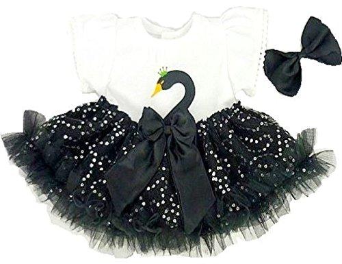 Construire votre Ours Armoire 38Cygne noir robe tutu Ours Teddy Vêtements pour construire Teddies