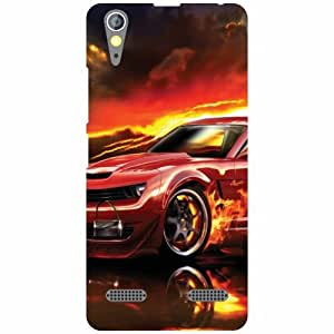 Lenovo A6000 Back Cover - Super Cool Designer Cases