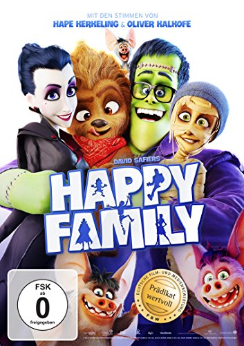 Happy Family [DVD]