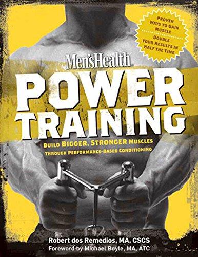 Men's Health Power Training: Book of Strength