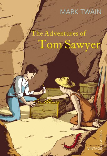 The Adventures of Tom Sawyer (Vintage Childrens Classics)