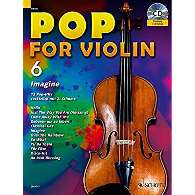 Pop for Violin Band 6
