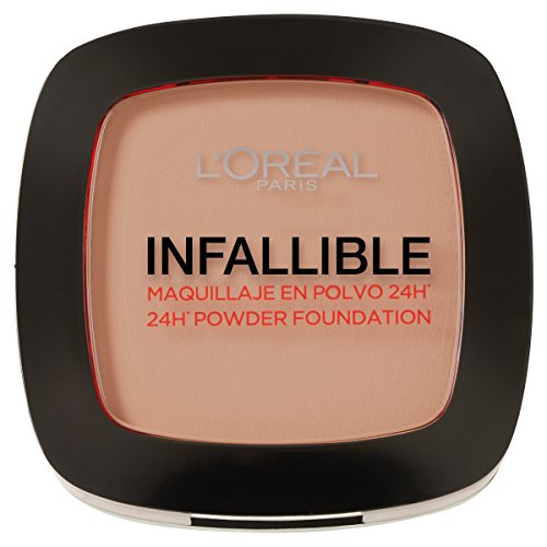 L'Oréal Paris Maquillaje Polvo Foundation Infalible