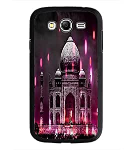 PrintDhaba Taj-Mahel D-3865 Back Case Cover for SAMSUNG GALAXY GRAND NEO (Multi-Coloured)