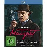 Kommissar Maigret - Staffel 2: Die Nacht der Kreuzung / Die Tänzerin und die Gräfin