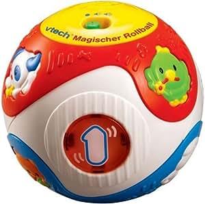 VTech Baby 80-061324 Magischer Rollball
