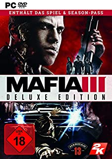 Mafia III - Deluxe Edition - [PC] (B01ENPOXKA) | Amazon price tracker / tracking, Amazon price history charts, Amazon price watches, Amazon price drop alerts