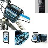 Fahrrad Rahmentasche für ID2ME ID1, Rahmenhalterung