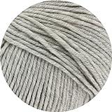 Lana Grossa Cool Wool Big 616 Hellgrau meliert