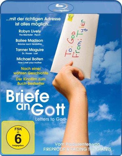 Briefe an Gott - Letters to Gott [Blu-ray] - Brief Bücher