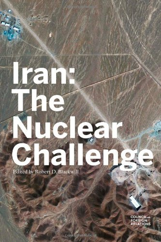 Iran: The Nuclear Challenge by Robert D. Blackwill (2012-05-25)