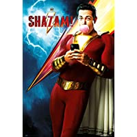 Erik Poster DC Comics Shazam One Sheet, 61X91,5 cm
