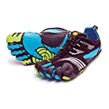 Vibram FiveFingers Komodo Sport LS Men, Size:46;Color:Black/Blue/Green