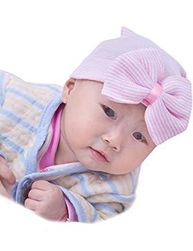 TININNA Autunno e Invernale Caldo Carino Lavorato a maglia Bowknot Protezione dei bambini Cappello del bambino...