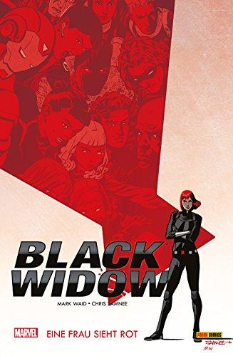 Black Widow Vol. 2: Eine Frau sieht rot (Black Widow (2016-2017))