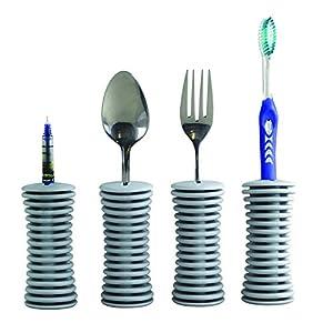 Universale Griffverdickung | Handgriffverdickung | Greifhilfe | für Besteck, Zahnbürste, Stifte