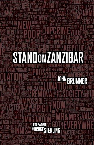 Stand on Zanzibar by Brunner, John (2011) Paperback