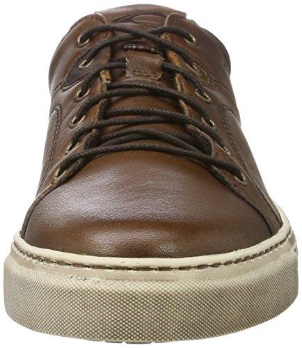 camel active Herren Bowl 31 Sneaker Braun (Bison/Nut 4)