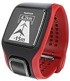 TomTom Runner Cardio GPS-Sportuhr schwarz/rot - 3