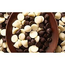 Maayaa's Premium Dark & White Blend of Chocolate Chips, Chocochips (200g)