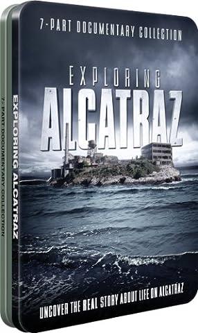 Exploring Alcatraz: Documentary Series [DVD] [Region 1] [US Import] [NTSC]