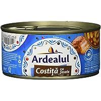 """Ardealul Bohneneintopf mit geräucherte Bauchspeck""""Costita cu fasole"""", 6er Pack (6 x 300 g)"""