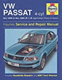 VW Passat (96-00) Service and Repair Manual (Haynes Service and Repair Manuals) by Martynn Randall (2002-04-30)