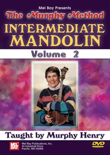The Murphy Method: Intermediate Mandolin, Volume 2 [UK Import]