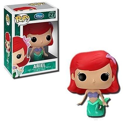 Funko POP Disney Series 3: Ariel Pequeña sirena...