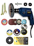 ToolsCentre Polisher , Sander , Complete Polishing and Drilling Grinding Machine , Medium