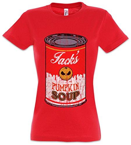 Jack's Pumpkin Soup II Damen T-Shirt – Größen XS – 2XL