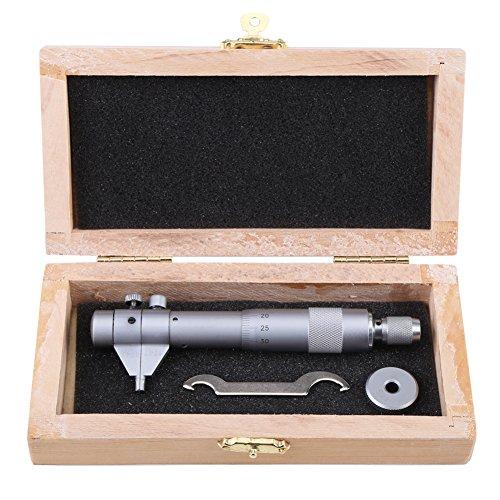 Innenmessschraube TOPINCN Präzise Lochbohrung Innendurchmesser Messlehre 5-30mm Reichweite 0,01mm Präzision