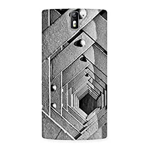 Block Cage Back Case Cover for One Plus One