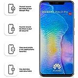 Huawei Mate 20 Pro Smartphone débloqué 4G (6,39 pouces - 128 Go/6 Go - Double Nano-SIM ou Nano-SIM + carte Nano-SD - Android) Noir [Version européenne]