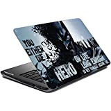 Printelligent Laptop Skins Stickers | Super Heroes Collection || Fits Dell, Hp, Toshiba, Acer, Asus and for All Laptop Models (Upto 15.6 inches)