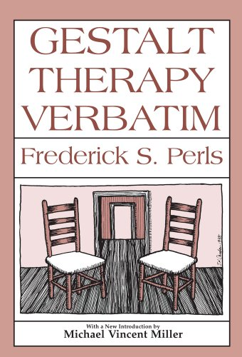 gestalt-therapy-verbatim-english-edition