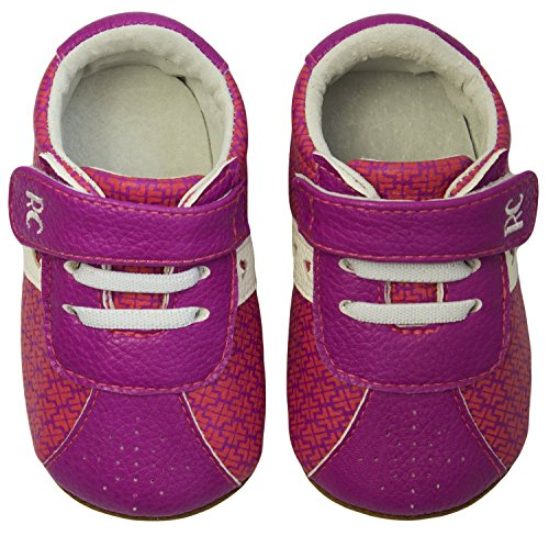 Rose & Chocolat Chaussures Bébé Pop Star Rose Runnerz