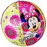 alles-meine.de GmbH Strandball / Ball aufblasbar -  Disney - Minnie Mouse  - incl. Name - Ø 40 cm - Wasserball - aufblasbarer großer Ball / Beachball - Kinder - Baby - Spielbal..