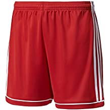 Amazon.it  pantaloncini adidas donna - Rosso 72e6c5941fee