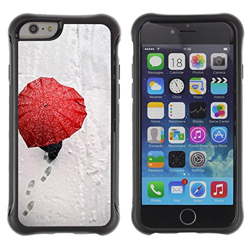 """Graphic4You """"Love Memories With You"""" Design Shockproof Anti-Rutsch Weichen Hülle Case Tasche Schutzhülle für Apple iPhone 6 / 6S Design #2"""