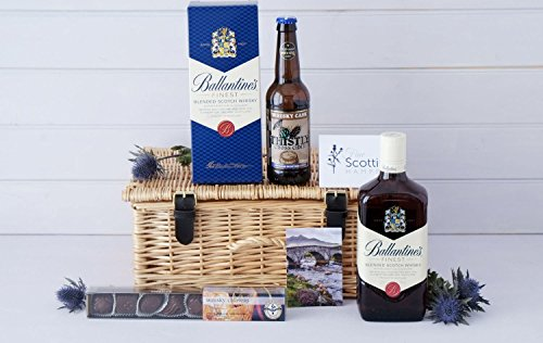 Father's Day Scottish Whisky & Cider Hamper