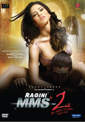 RAGINI MMS 2 DVD [BOLLYWOOD] [SUNNY LEONE] (Sunny Leone)