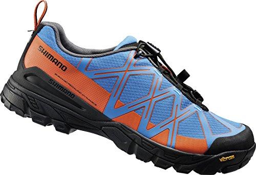 Shimano - SH-MT54, Scarpe ciclismo, unisex Nero - multicolore