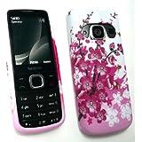 Emartbuy ® Nokia 6700 Classic Gel Skin Cover Pink Blossom