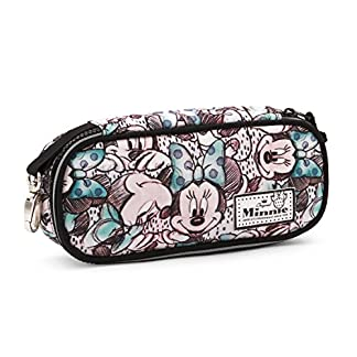 Disney Minnie Mouse Classic Minnie Estuche Portatodo,, 21 cm (Karactermania KM-37563)