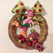 Ghirlanda pupazzetto candy