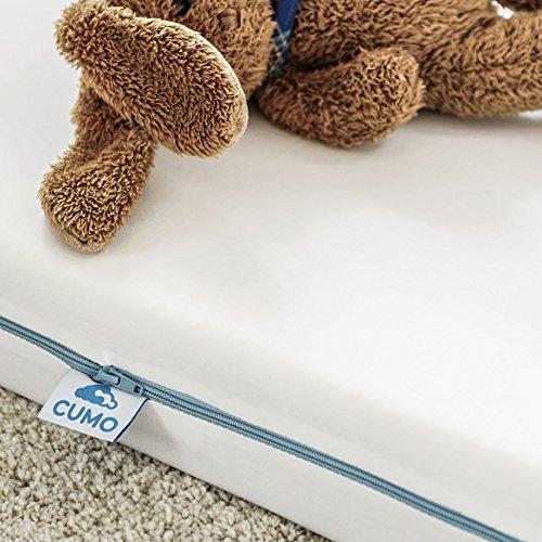 Cumo Jr Memory Babymatratze 60 X 120 Cm 90 Grad Waschbar 100