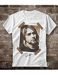 T-shirt uomo-donna KURT COBAIN