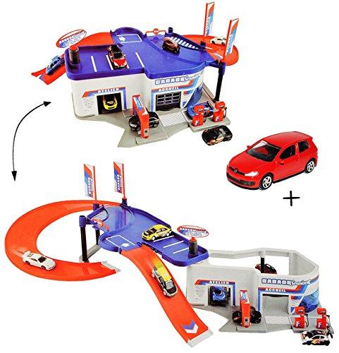 XL-Spielset-Werktstatt-UMBAUBAR-mit-Tankstelle-Hebebhne-Lift-164-Fahrzeuge-Waschanlage-Parkdeck-Afahrt-Auto-fr-Kinder-zum-Spielen-Bauen-aus-Plastik-Kunststoff-Deko-Spielwelt-Spielteppich-Kinderteppich