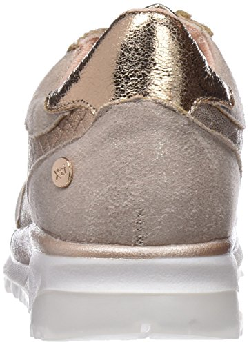 Xti 48052, Sneakers Basses Femme Rose (Nude)